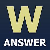 Word brain answers icon