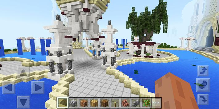 Fantasy spawn map for minecraft apk download free entertainment map for minecraft apk screenshot sciox Image collections