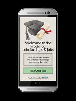 Global Scholarships & Jobs Finder screenshot 7
