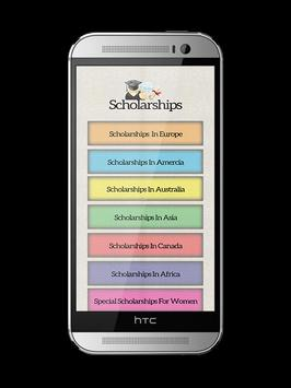 Global Scholarships & Jobs Finder screenshot 10