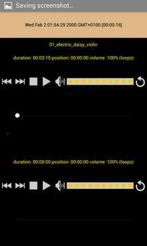 Mix Player screenshot 1