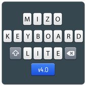 Mizo Keyboard LITE icon