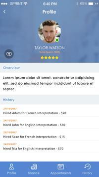 MIA(Mobile Interpreter Anywhere) screenshot 20