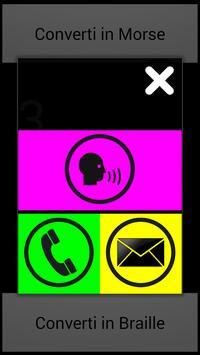 Blind SMS Reader screenshot 1
