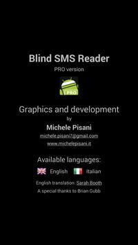 Blind SMS Reader screenshot 7