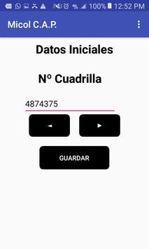 Censo de Alumbrado Publico (CAP) screenshot 4