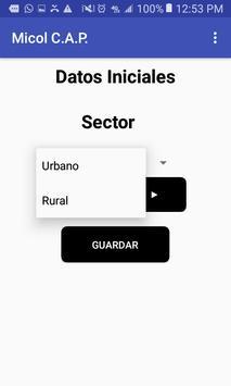 Censo de Alumbrado Publico (CAP) screenshot 5