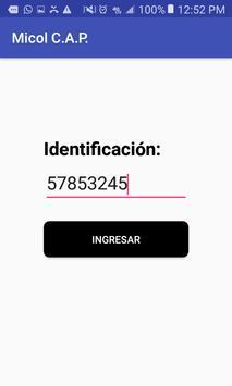 Censo de Alumbrado Publico (CAP) screenshot 2