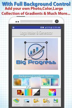 Logo maker for android apk download logo maker poster logo maker screenshot 1 voltagebd Image collections