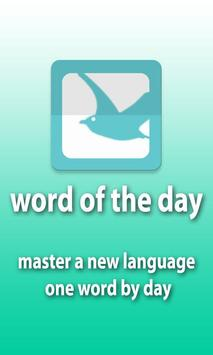 Word Of The Day apk screenshot