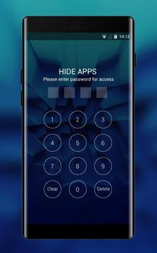 Cool Blue Theme for Micromax Canvas Infinity screenshot 2