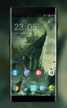 Fantasy Theme for Micromax Canvas Infinity Pro poster