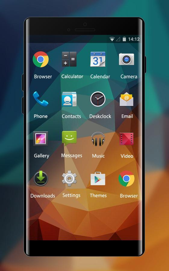 Theme for Micromax Canvas Fire 4G poster