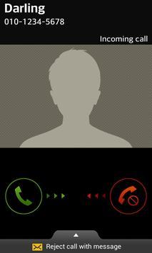 Fake Call Me Darling screenshot 1