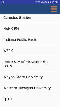 Midwest Radio Player screenshot 1
