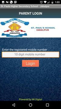St. Paul's Higher Secondary School (Jabalpur) screenshot 2