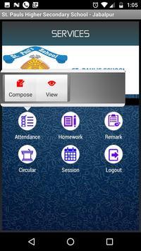 St. Paul's Higher Secondary School (Jabalpur) screenshot 4