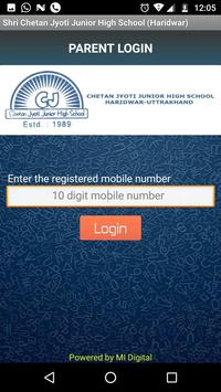 Shri Chetan Jyoti Junior High School (Haridwar) screenshot 1