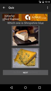 Do You Know Your Cheese? poster