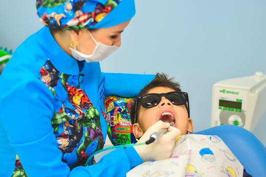Miedo al Dentista poster