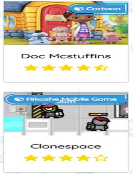 Thousands of games screenshot 2