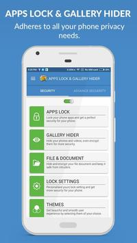 Apps Lock & Gallery Hider poster