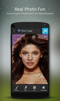 Photo FX: Photo Editor - Collage, Frames & Effects apk screenshot