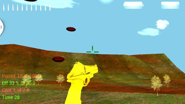 VR Skeet Shooting apk screenshot