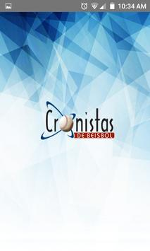 CRONISTASDEBEISBOL poster