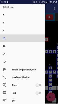 Crosswords screenshot 5