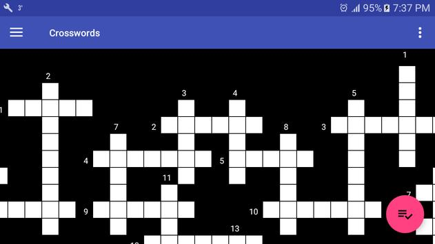 Crosswords screenshot 6