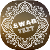 Words Swag on Photo