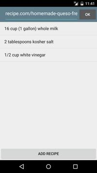 Shopping list screenshot 5