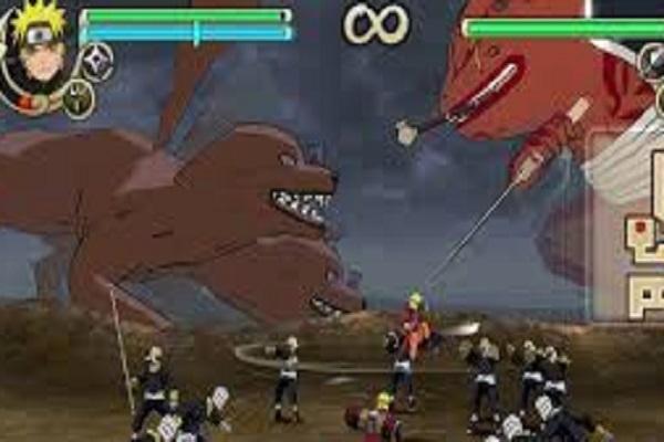 download naruto ultimate ninja impact di android