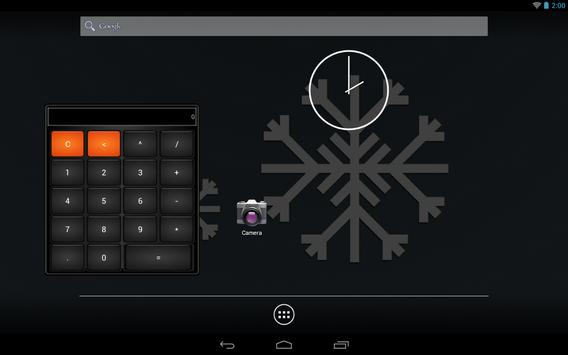 Calculator Widget apk screenshot