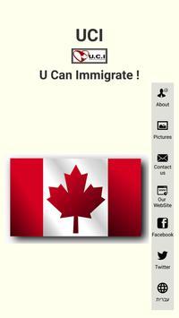 U.C.I canada apk screenshot