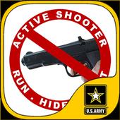 Active Shooter Response icon