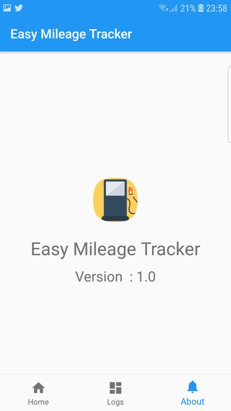 easy mileage calculator for android apk download