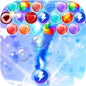 Tomcat Pop : Milky Way Bubble  Shooter Match 3 icon