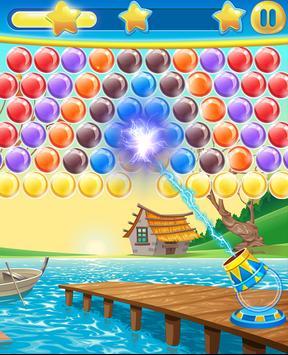 Tomcat Pop : Milky Way Bubble  Shooter Match 3 apk screenshot