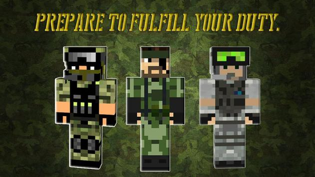 Military Skins screenshot 2