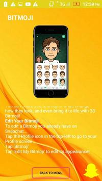 Guide For Snapchat Update screenshot 3