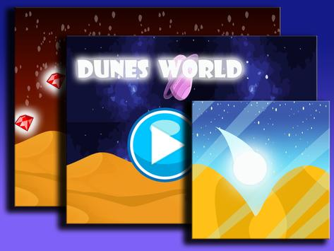 Dune Jump Ball Adventure apk screenshot