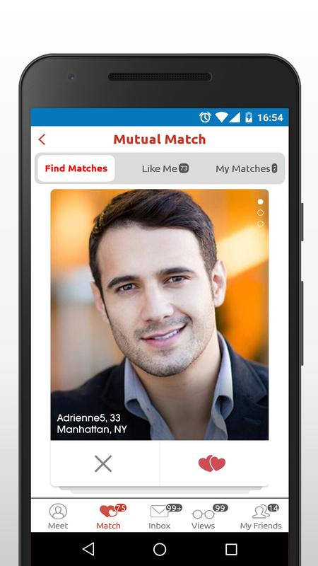 Chat and online dating