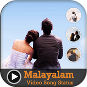 Malayalam Video Song Status icon