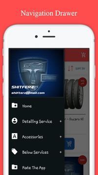 Shifterz Automotives screenshot 2