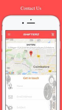 Shifterz Automotives screenshot 4