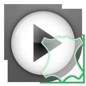 mMusic Skin Neon Green icon