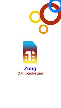 all zong call packages free 2018 poster