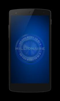 Millionaire Quiz 2017 poster